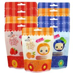 韩国进口帕克大叔果汁软糖9袋装