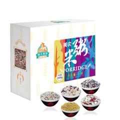 美农美季 东北五谷杂粮精选粥米八宝粥十谷米团购2000g