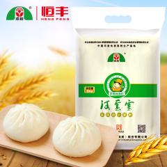 河套牌河套雪5kg 小麦粉烘培原料馒头饺子面包高筋粉通用面粉