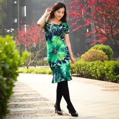 J.K时尚裙装S12025D 货号114475
