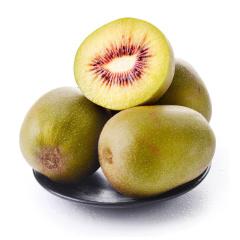 【新鲜水果】红心猕猴桃 24粒装(单果70-90克)
