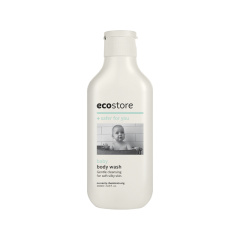 【新西兰直邮】【2瓶装】新西兰宜可诚Ecostore婴幼儿童沐浴露/液200ml