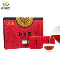 【中国农垦】大明山 滋味甜醇爽口 红金龙工夫红茶礼盒200g