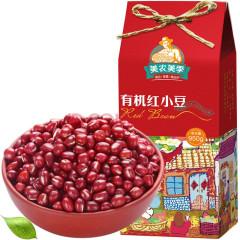 美农美季 东北五谷杂粮 有机红小豆950g