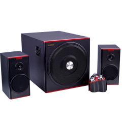韩国现代电脑音箱 音响多媒体电视低音炮