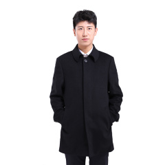 EGO ECHO男士尊贵精选翻领大衣