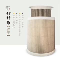 竹纤维小米空气净化器1代2代pro过滤网 滤芯除雾霾除甲醛增强版