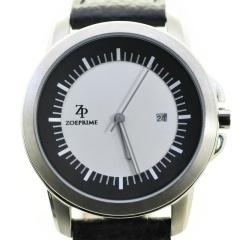 卓派ZOEPRIME大表盘石英男士手表腕表