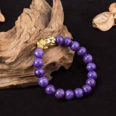 紫韵华贵手链