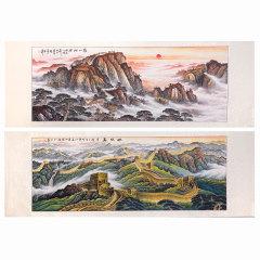 莫雨根《中华颂》国画珍藏 货号124128