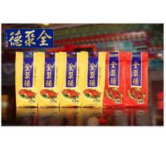 全聚德 风味全鸭宴礼盒 正宗老字号美食北京特产熟食酱鸭樟茶鸭 3kg
