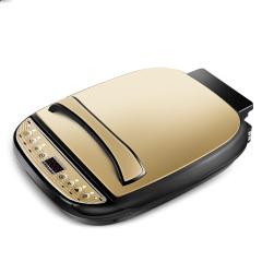 荣事达/Royalstar 无烟不粘涂层上下盘独立加热 8大触控菜单 电饼铛RSD-B3256