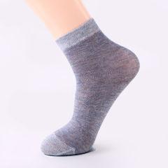 【5双装】2020热销男女四季款高端日系纯棉抗菌防臭吸汗直筒袜