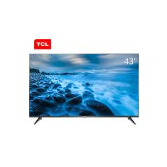 TCL 65英寸4K高清安卓智能 WIFI 手机投屏 微信互联 蓝牙电视1.5G+8G高性能电视