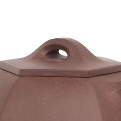 中艺盛嘉宜兴李骏杰紫砂壶茶具《六六大顺》《六方宫灯》《六方石瓢》《砣方壶》