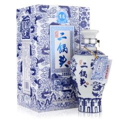 (2012年产)北京二锅头青花窖藏52度清香型白酒500ml
