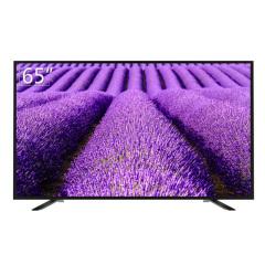东芝65英寸平面4K智能AI电视