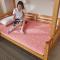 绫帛薇布单人床水洗棉防滑床垫