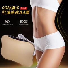 瑞仕康(RSK)瘦身减肥腰带甩脂机 电动腰部按摩器男女通用