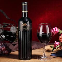 禾富双袋鼠澳洲进口葡萄酒单只装 干红正品原装原瓶