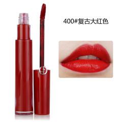 【香港直邮】Armani/阿玛尼 臻致丝绒哑光唇釉 #400 6.5ml