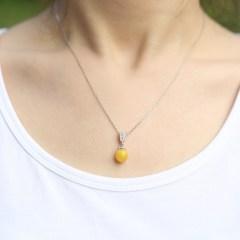 琳福珠宝 天然琥珀蜜蜡超值套组