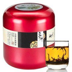 瓯叶红茶 正山小种红茶 武夷山桐木关正山小种 茶叶 100g/罐