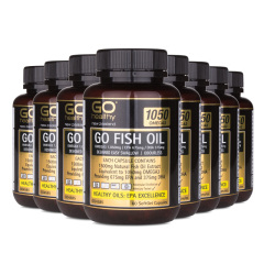 GO HEALTHY鱼油健康超惠组 货号122878