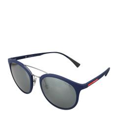 PRADA/普拉达 中性新款蓝灰色框架板材时尚太阳镜 04RS TFY7W1 54
