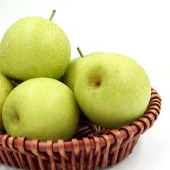 【中国农垦】 安徽 砀山绿皮皇冠梨 产地直发 新鲜现摘梨 大约2.5kg左右