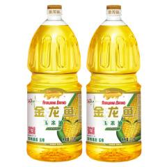 金龙鱼玉米油2.5L*2