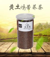 黄土情 苦荞茶 500g(桶装)
