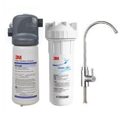 3M 净水器 BREW110-MS 家用厨房直饮 白