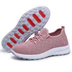 2020夏季新款跨境外贸女鞋纯色鞋防滑运动鞋老爹鞋韩版百搭shoes