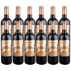 木妮仙歌古堡窖藏干红葡萄酒 货号123373