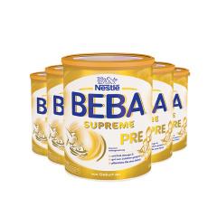 【德国直邮】【两罐装】德国雀巢BEBA婴儿奶粉至尊pre段