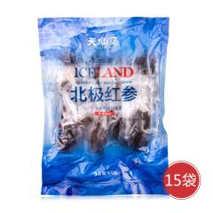 天仙岛冰岛野生即食红极参套组
