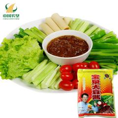 【中国农垦】北大荒 宝泉东北大豆酱 调味豆瓣酱 大豆酱500g