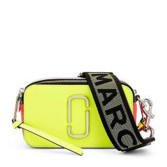 【香港直邮】MARC JACOBS 马克·雅可布 女士黄色皮革单肩包斜挎包 M0014503-768