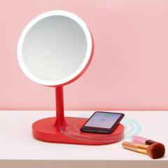 多样屋无线充电美妆补光镜RG-M308