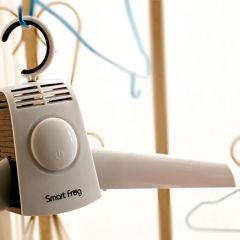 卡蛙便携可折叠静音快速干衣机干鞋器 家用旅行必备