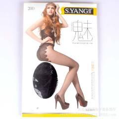 丝袜女士夏季超薄性感透明连裤袜防勾丝隐形丝袜春季薄款比基尼裆