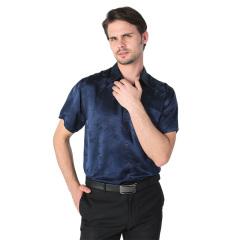 JC男士真丝衬衫