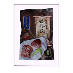 东来顺 老汤浓香酱牛肉即食200g火锅食材 内蒙古牛肉