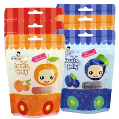 韩国进口帕克大叔果汁软糖6袋装