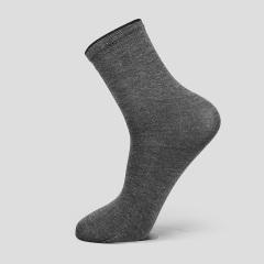 2019**日系四季款男士中筒袜  多色可选男士棉袜立体直筒袜热销款