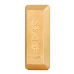 央广购物专供投资金条100克 货号123778