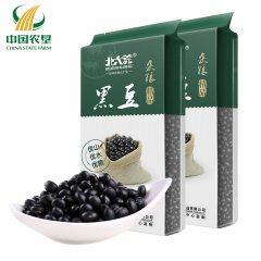 【中国农垦】北大荒 精品杂粮 黑豆350g*2袋