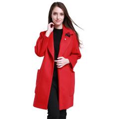 DS法式吉丝琳羊毛大衣  货号121982