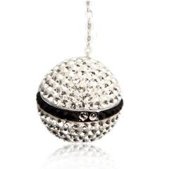 施华洛世奇Swarovski女士球形合成水晶项链1062751